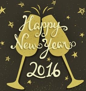 謹賀新年 2016 – Anno Nuovo 2016